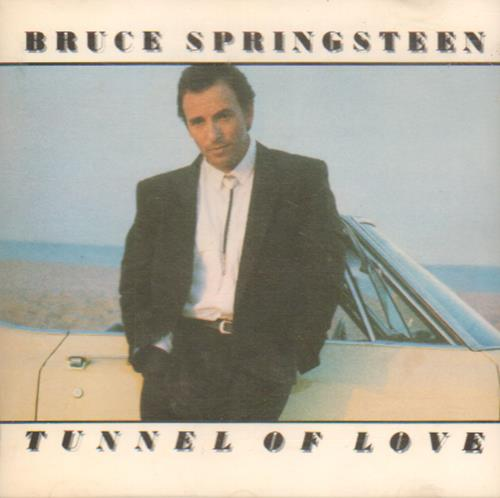 Bruce Springsteen Tunnel Of Love CD album (CDLP) UK SPRCDTU656976