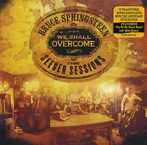 Bruce Springsteen We Shall Overcome - The Seeger Sessions CD album (CDLP) US SPRCDWE360157