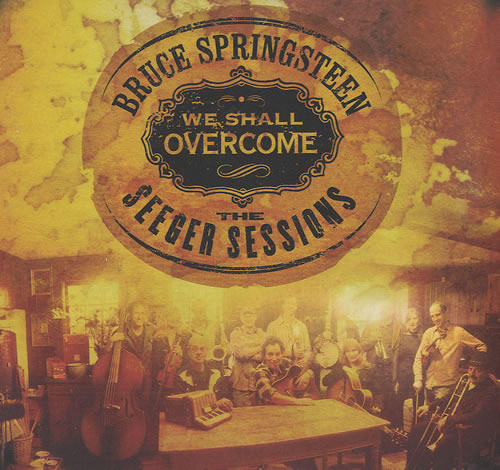 Bruce Springsteen We Shall Overcome: The Seeger Sessions - American Land Editi 2-disc CD/DVD set UK SPR2DWE374874