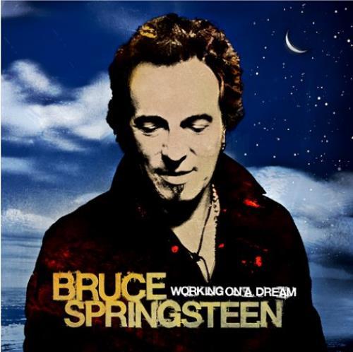 Bruce Springsteen Working On A Dream CD album (CDLP) UK SPRCDWO458723