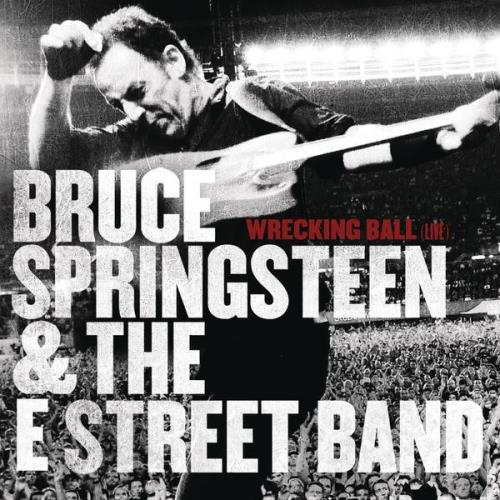 "Bruce Springsteen Wrecking Ball (Live) - RSD10 10"" vinyl single (10"" record) US SPR10WR512075"