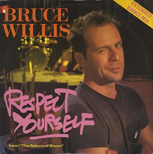 Bruce Willis Respect Yourself Uk 12 Quot Vinyl Single 12 Inch