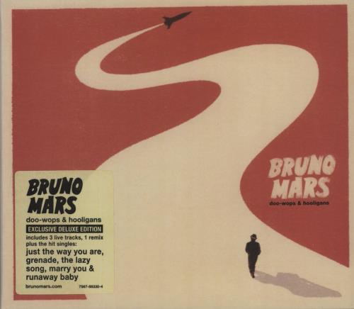 cd bruno mars doo-wops & hooligans gratis