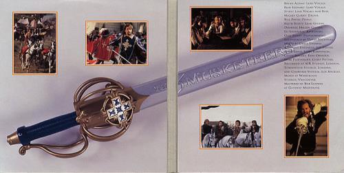 "Bryan Adams All For Love CD single (CD5 / 5"") US ADAC5AL24223"
