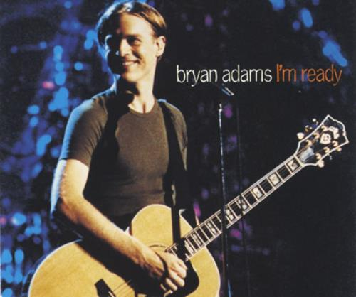 Bryan Adams I M Ready Canadian Promo Cd Single Cd5 5