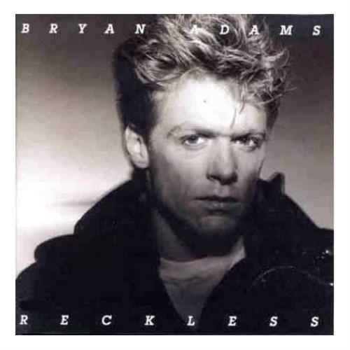 Bryan Adams Reckless Japanese Shm Cd 449714