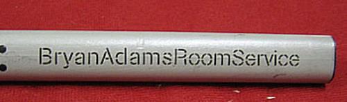 Bryan Adams Room Service - Stationary Set Japanese Promo memorabilia ...