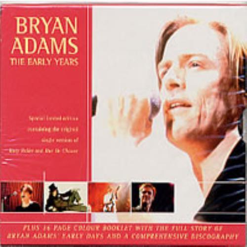 Bryan Adams The Early Years CD album (CDLP) UK ADACDTH214576