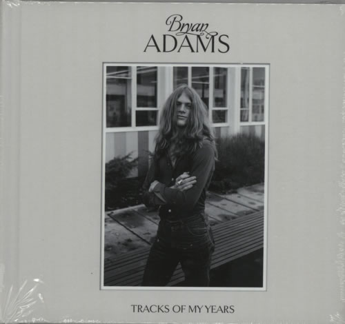 Bryan Adams Tracks Of My Years - Deluxe Edition CD album (CDLP) UK ADACDTR617324