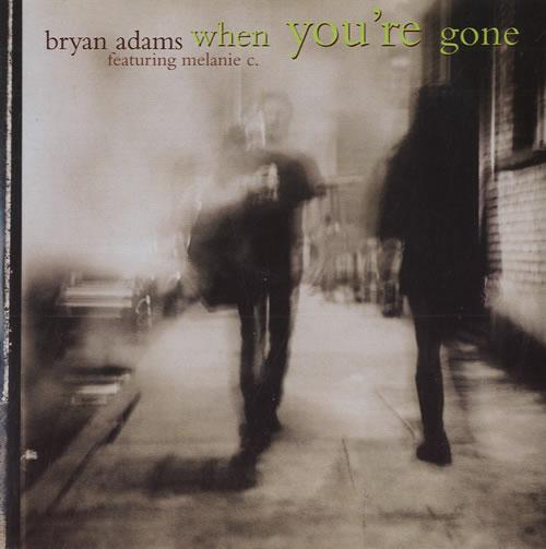 "Bryan Adams When You're Gone CD single (CD5 / 5"") German ADAC5WH132755"