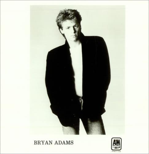 Bryan Adams You Want It - You Got It media press pack US ADAPPYO492254