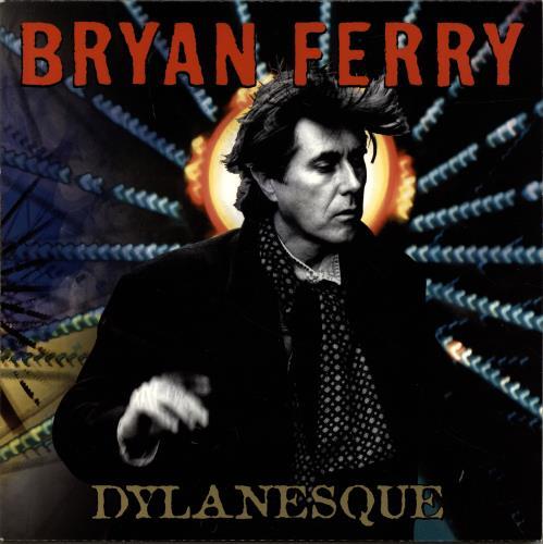 Bryan Ferry Dylanesque Uk Vinyl Lp Album Lp Record 391117