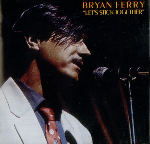 Bryan Ferry Let's Stick Together CD album (CDLP) Japanese FERCDLE544967