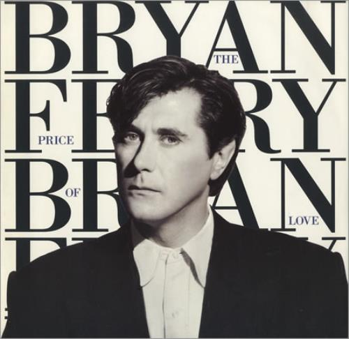 Bryan Ferry The Price Of Love Uk 12 Quot Vinyl Single 12 Inch