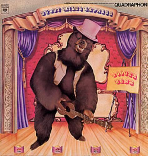 Buddy Miles Booger Bear vinyl LP album (LP record) UK BMELPBO252732