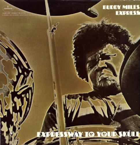 Buddy Miles Expressway To Your Skull vinyl LP album (LP record) US BMELPEX315441