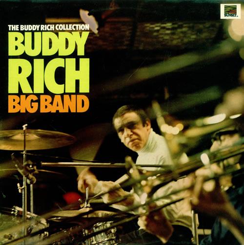 Buddy Rich The Buddy Rich Collection 2-LP vinyl record set (Double Album) UK BU-2LTH495914