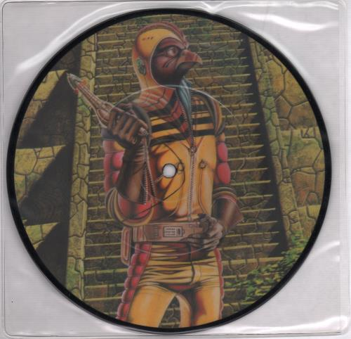 """Budgie Keeping A Rendezvous 7"""" vinyl picture disc 7 inch picture disc single UK BUD7PKE01530"""