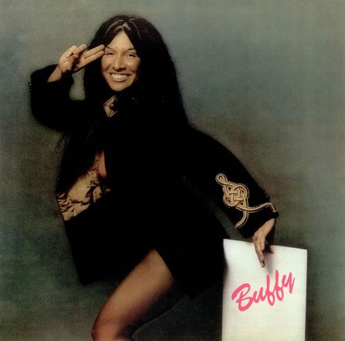Buffy Sainte-Marie Buffy vinyl LP album (LP record) UK BSMLPBU457297
