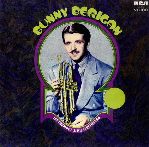Bunny Berigan Bunny Berigan And His Orchestra vinyl LP album (LP record) UK 5BBLPBU445310