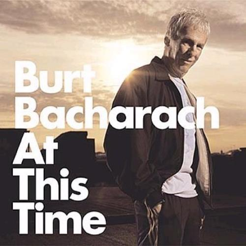 Burt Bacharach At This Time CD album (CDLP) Japanese BAHCDAT347801