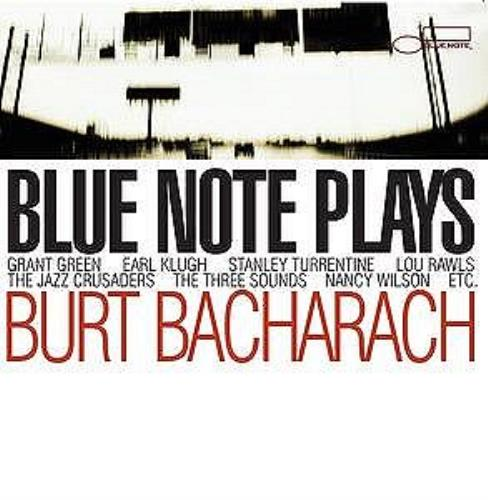 Burt Bacharach Blue Notes Plays Burt Bacharach CD album (CDLP) UK BAHCDBL289557