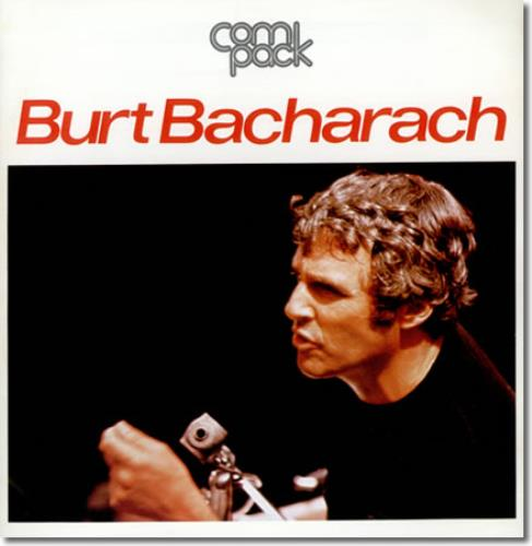 Burt Bacharach Com-Pack 2-LP vinyl record set (Double Album) Japanese BAH2LCO418799