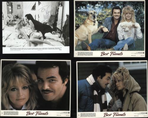 Burt Reynolds Best Friends - Photos photograph US BR2PHBE740644