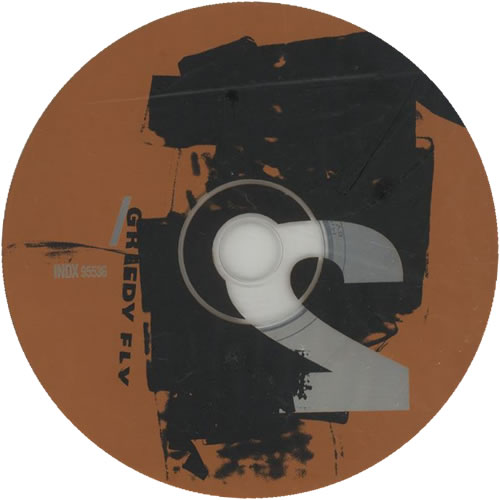 "Bush Greedy Fly CD single (CD5 / 5"") UK B-UC5GR86407"