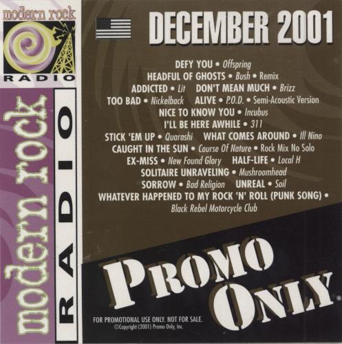 Bush Headful Of Ghosts CD album (CDLP) US B-UCDHE214558