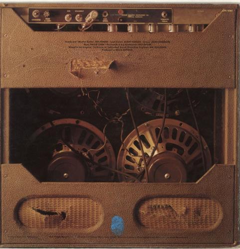 Butts Band Butts Band - EX vinyl LP album (LP record) UK BTZLPBU713673