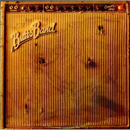 Butts Band Butts Band vinyl LP album (LP record) UK BTZLPBU417323