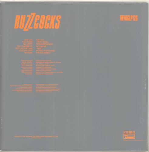 Buzzcocks Another Music In A Different Kitchen - Silver Vinyl - Sealed vinyl LP album (LP record) UK BUZLPAN713371