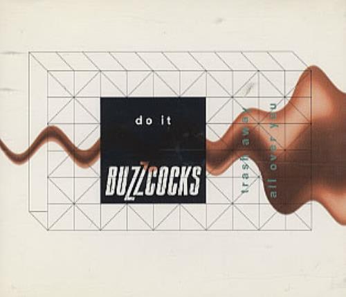 "Buzzcocks Do It CD single (CD5 / 5"") UK BUZC5DO78743"