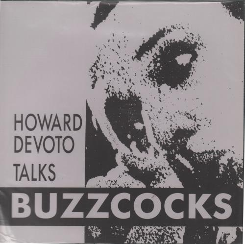 "Buzzcocks Howard Devoto Talks Buzzcocks - Flexi 7"" vinyl single (7 inch record) UK BUZ07HO661594"