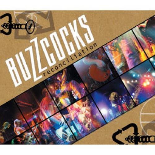"Buzzcocks Reconciliation CD single (CD5 / 5"") UK BUZC5RE382169"