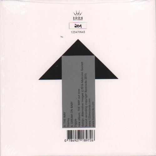 "Buzzcocks The Way - RSD 16 - White Vinyl + Sealed 7"" vinyl single (7 inch record) UK BUZ07TH651021"