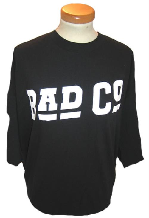Bad Company Band Logo t-shirt US BCOTSBA428087