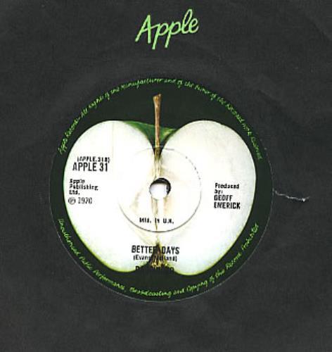 "Badfinger No Matter What - Solid Centre 7"" vinyl single (7 inch record) UK BDF07NO267055"