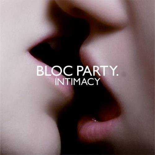 Bloc Party Intimacy vinyl LP album (LP record) UK BB5LPIN451127
