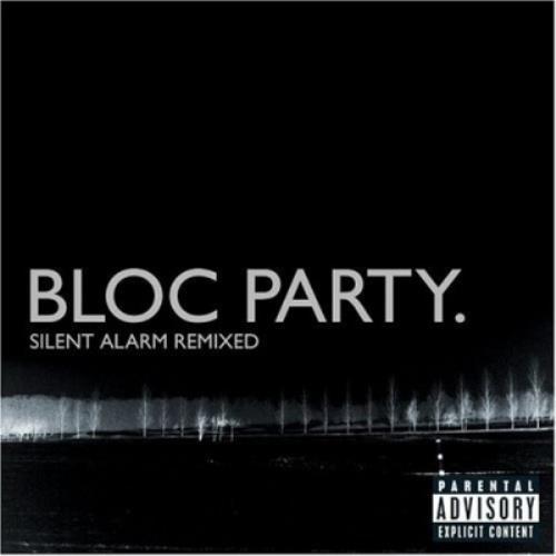 Bloc Party Silent Alarm Remixed 2 CD album set (Double CD) US BB52CSI337134