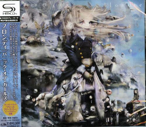 Blondie Panic Of Girls SHM CD Japanese BLOHMPA545859