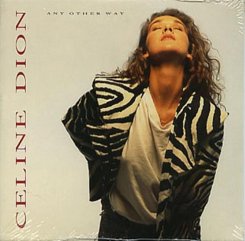 """Céline Dion Any Other Way CD single (CD5 / 5"""") US CELC5AN297027"""