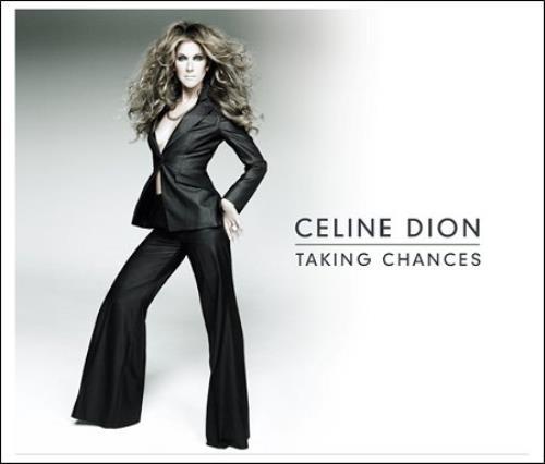 "Céline Dion Taking Chances CD single (CD5 / 5"") UK CELC5TA416710"