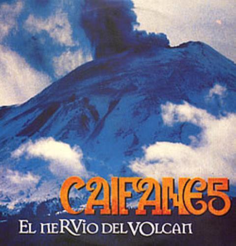 Caifanes El Nervio Del Volcan Colombian Vinyl Lp Album Lp