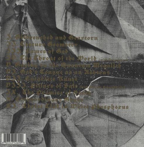 Caina Christ Clad In White Phosphorus - Gold Vinyl vinyl LP album (LP record) UK 1FILPCH754451