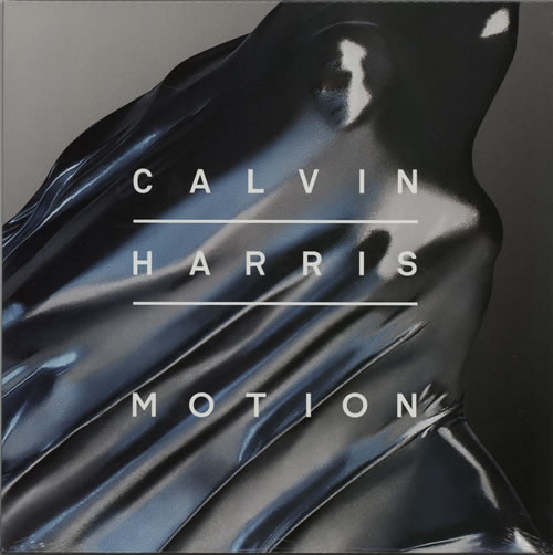 Calvin Harris Motion - RSD 15 2-LP vinyl record set (Double Album) UK CI32LMO628236