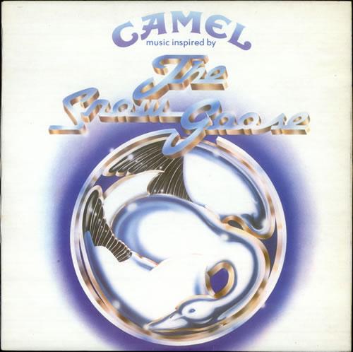 Camel The Snow Goose - EX vinyl LP album (LP record) UK C-LLPTH264256