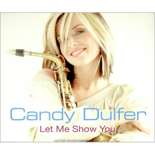 "Candy Dulfer Let Me Show You CD single (CD5 / 5"") Japanese DULC5LE251012"