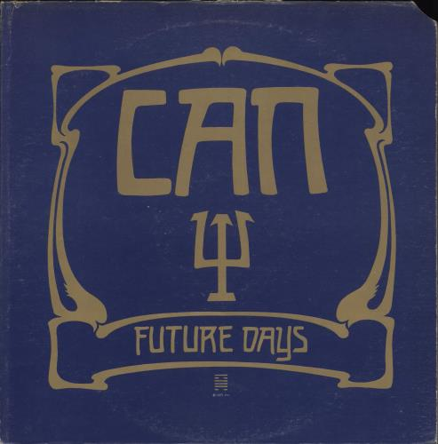 Can Future Days vinyl LP album (LP record) US C+NLPFU315933
